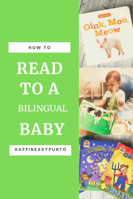 How to read to a bilingual baby