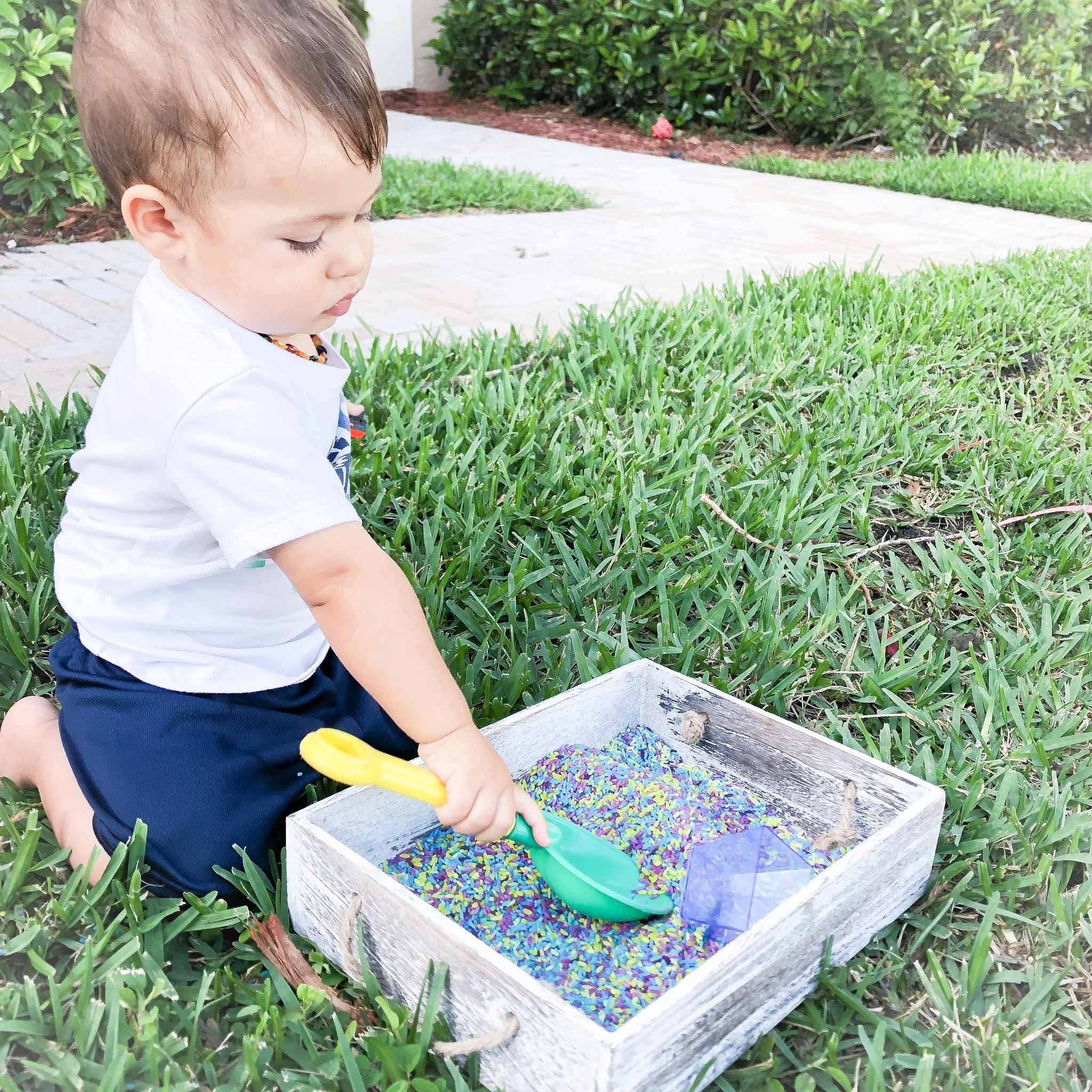 6 Easter Activities for babies and pre-toddlers