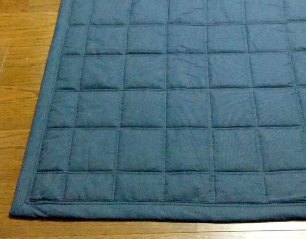 ダニ、喘息対策に洗えるカーペット