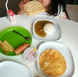 福岡IKEAレストランとサニーで食べられた 卵・乳(時々小麦も)不使用メニュー