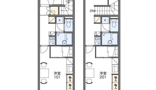 レオパレスの空室数は82,080戸か