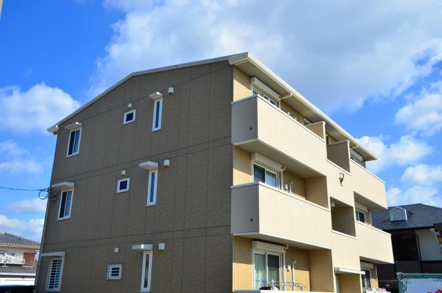 新築アパート名称によって入居率が変わる