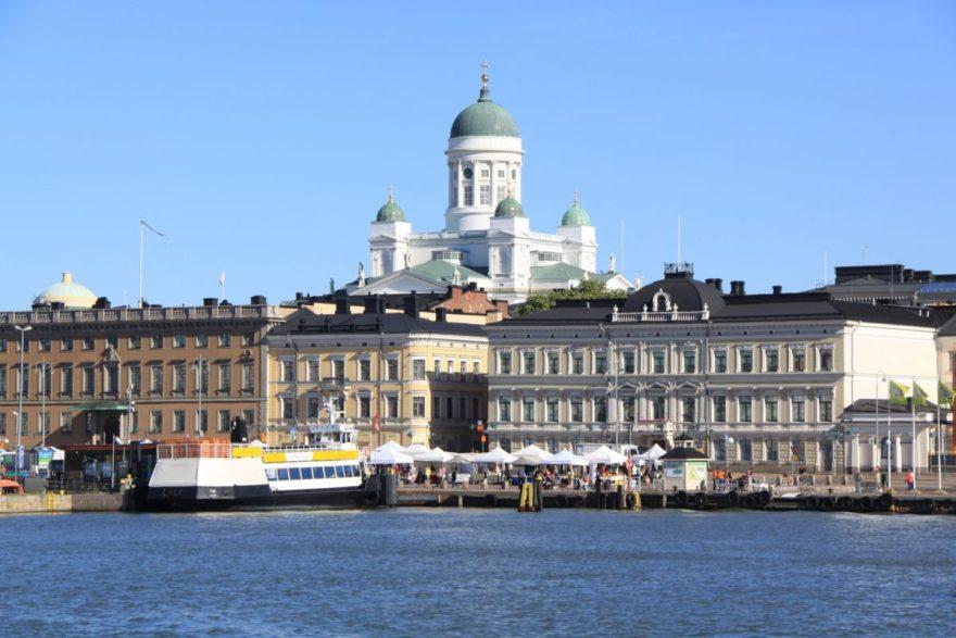 フィンランドの風景