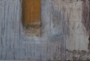 Acrylbild 'Building' – 120 x 80 cm