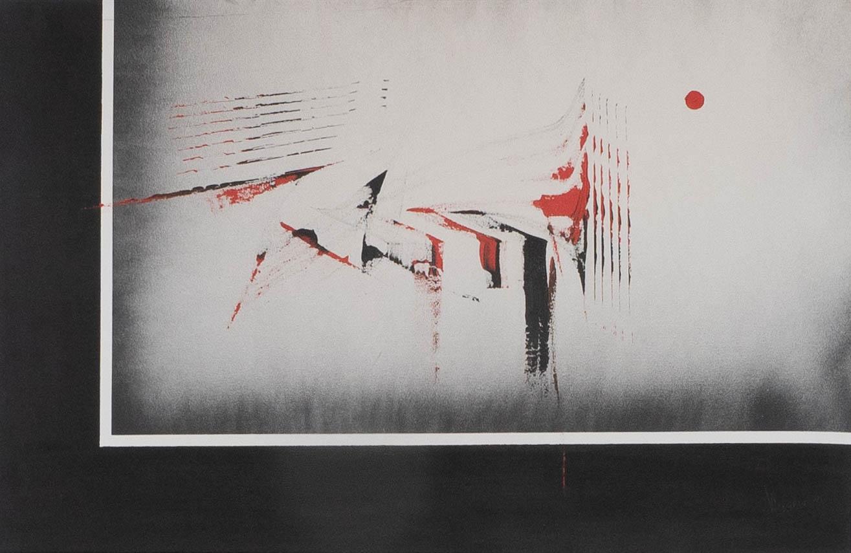 Acrylbild 'Eagle' – 140 x 90 cm