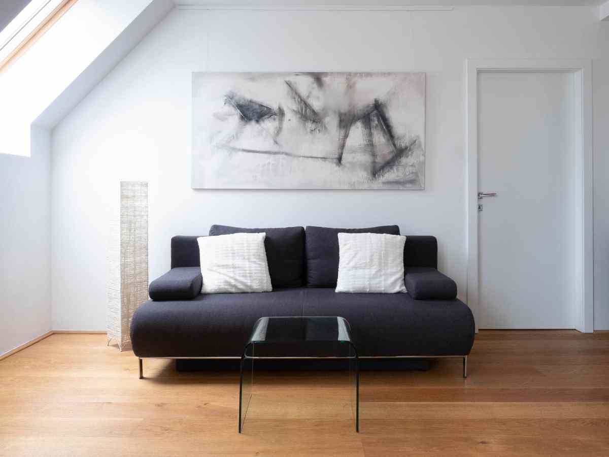 Acrylbild 'Sudaro' – 180 x 90 cm