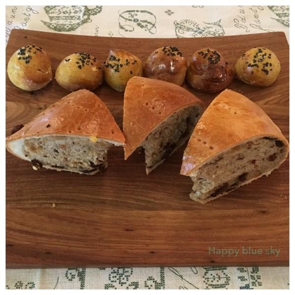 2月のパン教室は「スコットランドバンズ」でした。*^^*