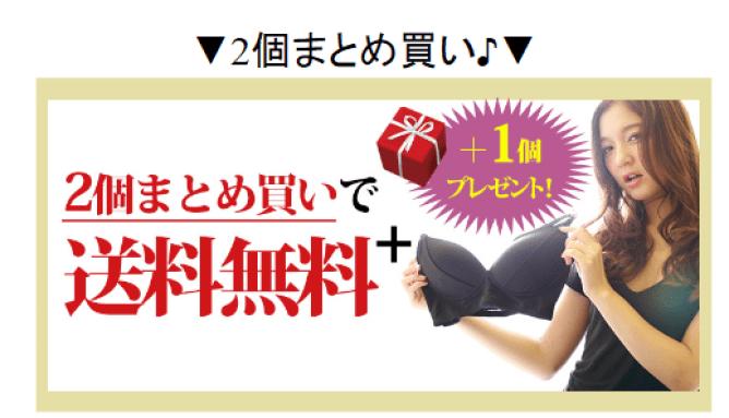 導-MICHIBIKI- 脇肉流導リメイクアップブラ