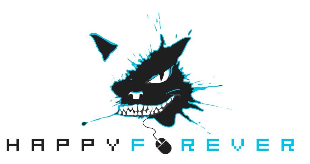 Happy_Forever_logos_white_blue_1