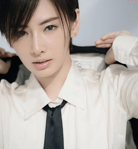 髪型 北川 景子