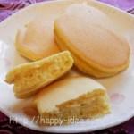 大豆粉のパンケーキの簡単な作り方みたけ大豆粉グルテンラカント使用