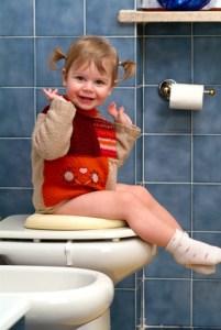 子どもトイレ