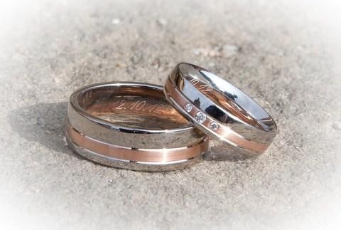 結婚指輪 刻印入れる メリット