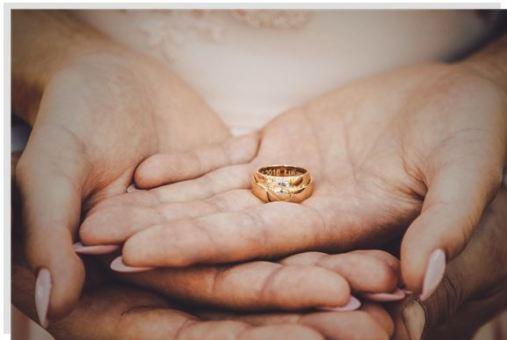 結婚指輪 刻印 日数
