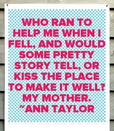 mothers day by Ann Taylor