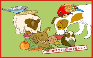 Hilfe für alle Felle: Tierpfotenhilfe e.V.