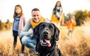 Was zeichnet einen Familienhund aus?