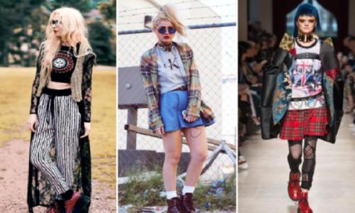 Модата на гръндж стила се завръща