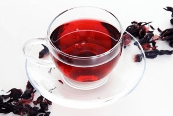 чай от хибискус против инфекции на пикочния мехур