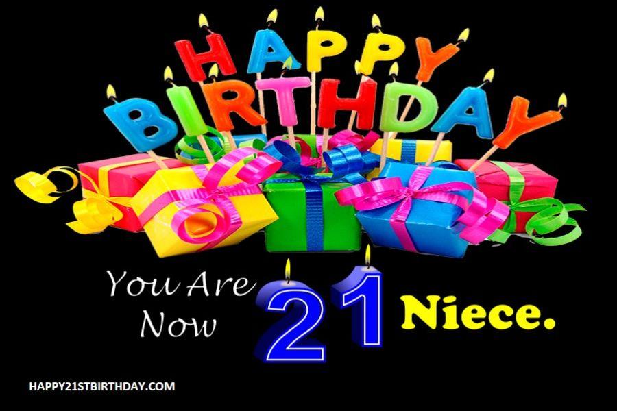 70 Happy 21st Birthday Wishes For Niece Turning 21 In 2021 Happy 21st Birthdays