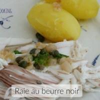 Raie au beurre noisette