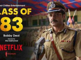 Class Of 83 Full Movie With Dolby Digital Plus DDP 5.1 Channel Audios
