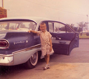 Me and the Fairlane Ford