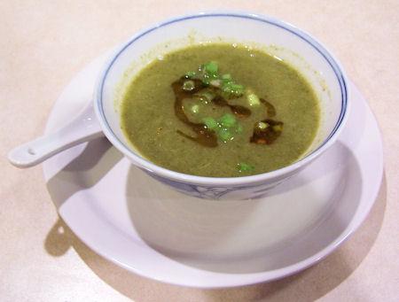 Green Choi Soup