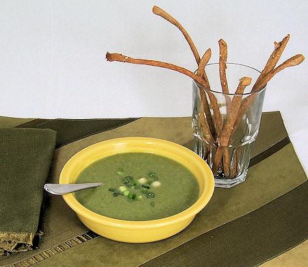 Broccoli Buttermilk Soup