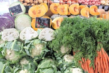 QVM vegetables