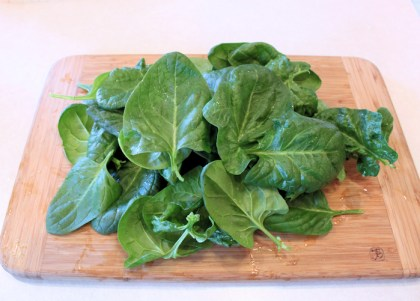 Giant Winter spinach