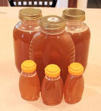 2013 first honey