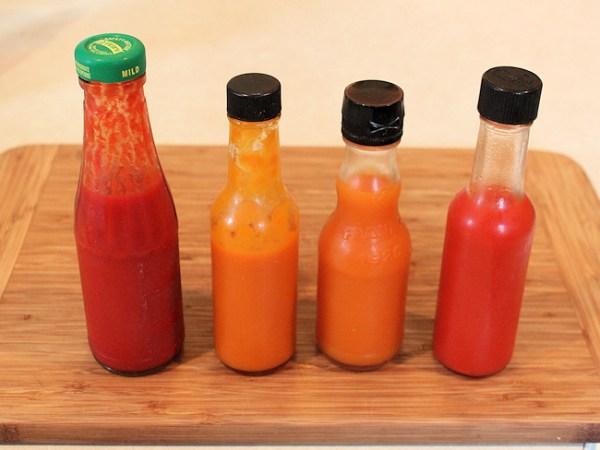 2013 hot sauces