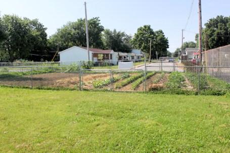 Impact Community Garden