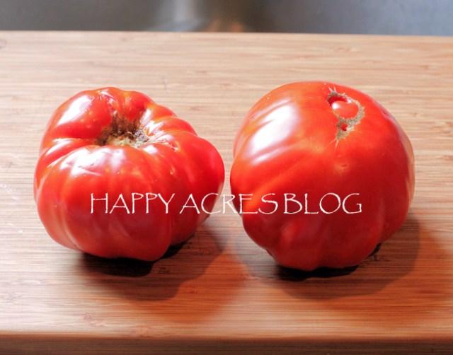 Vinson Watts tomatoes