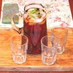 Herb Infused Iced Tea