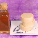 Lavender & Honey Bastille Soap