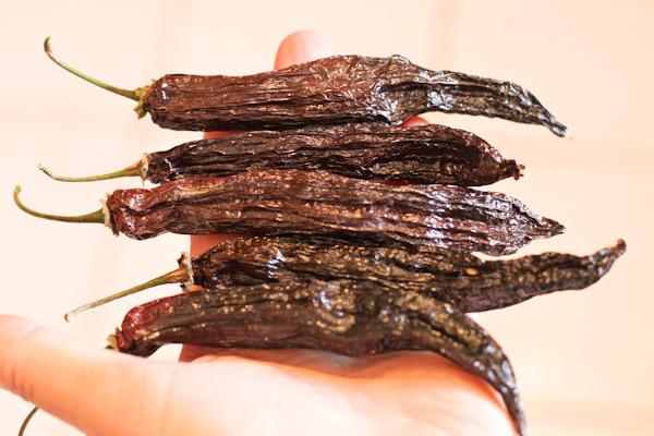 Aji Panca peppers
