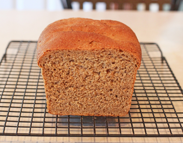 Rye & Whole Wheat Bread