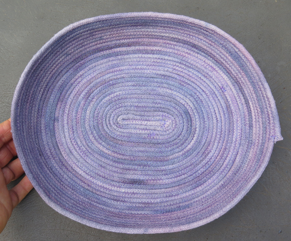 clothesline cord bowl