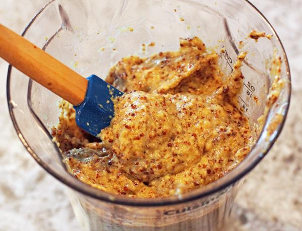 Whole Grain Kombucha Mustard
