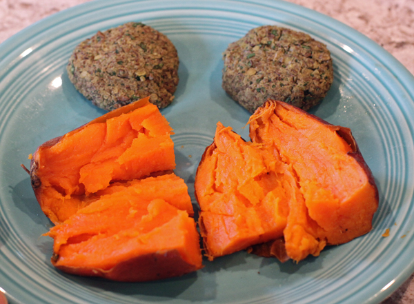 Carolina Ruby and Beauregard sweet potatoes