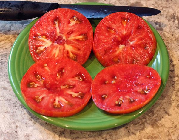 Benevento tomatoes