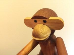 "Kay Bojesen ""The Monkey"""