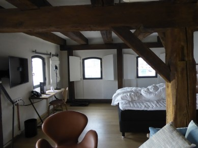 """""""Our"""" room at Nyhavn Hotel 77"""