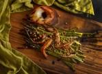 Pear Asparagus Salad