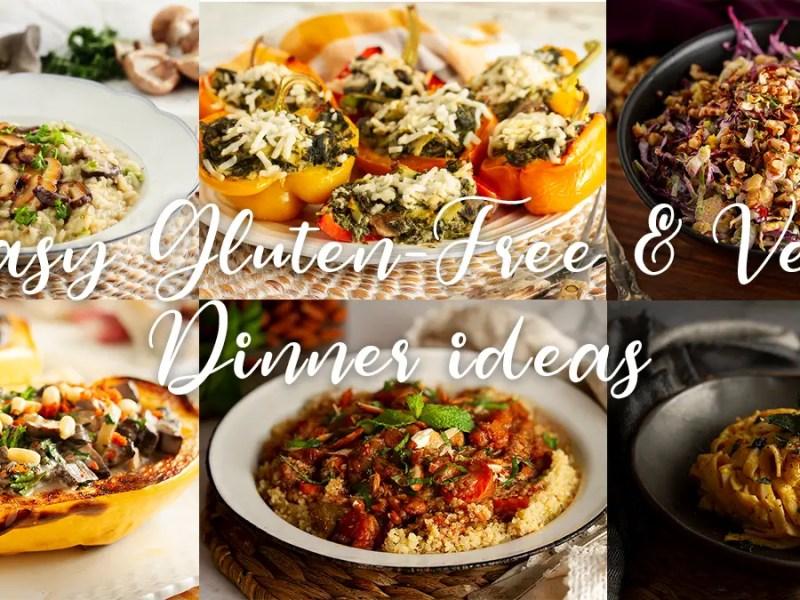 Gluten-Free & Vegan Easter Dinner Ideas