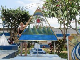 Nicaragua Symbol