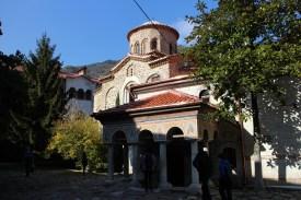 Das Bachkovski Kloster