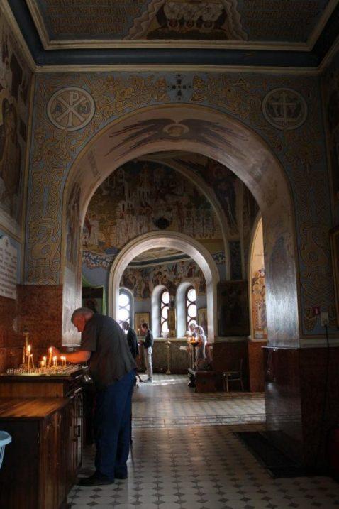 In der Alexander-Nevskij Kathedrale